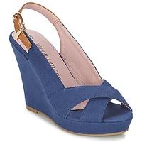 Schoenen Dames Sandalen / Open schoenen Moony Mood AKOLM Marine