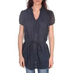 Textiel Dames Tunieken Vision De Reve Tunique Claire 7090 Bleu-Marine Blauw