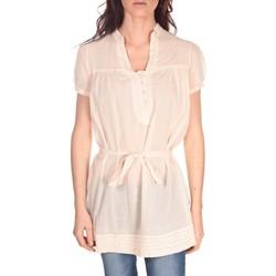 Textiel Dames Tunieken Vision De Reve Tunique Claire 7090 Rose Roze