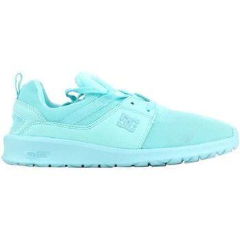 Schoenen Dames Lage sneakers DC Shoes DC Heathrow ADJS700021-MNT green