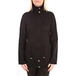 Textiel Dames Jacks / Blazers Sweet Company Veste Mystic Safari Noire Zwart