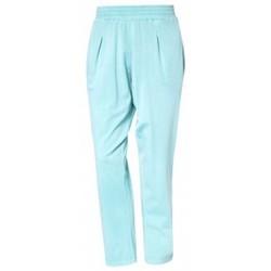 Textiel Dames Broeken / Pantalons So Charlotte Pleats jersey Pant B00-424-00 Vert Groen