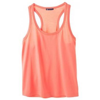 Textiel Dames Mouwloze tops Petit Bateau Débardeur 32769 34 Rose Roze