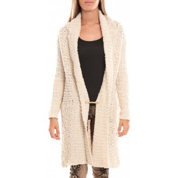 Textiel Dames Jacks / Blazers By La Vitrine Veste Julie 33001 Blanc Wit