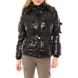 Textiel Dames Mantel jassen Sweet Company Manteau Original Denim D49 Zwart