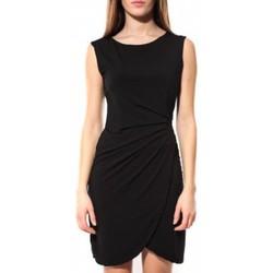Textiel Dames Korte jurken Dress Code Robe ANM Noir Zwart
