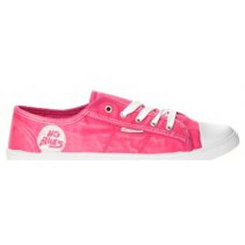 Schoenen Dames Lage sneakers Cassis Côte d'Azur Baskets Vika Rose Roze