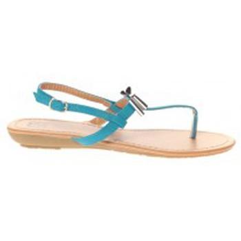 Schoenen Dames Sandalen / Open schoenen Cassis Côte d'Azur Sandales Tarik Bleu Blauw