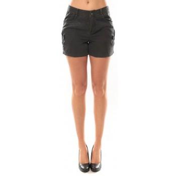 Textiel Dames Korte broeken / Bermuda's Vero Moda Sunny Day Shorts 10108018 Gris Grijs