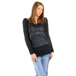 Textiel Dames Truien Dress Code PULL LIFE NOIR Zwart