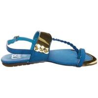 Schoenen Dames Sandalen / Open schoenen Cassis Côte d'Azur Sandales Fiduz Bleu Blauw