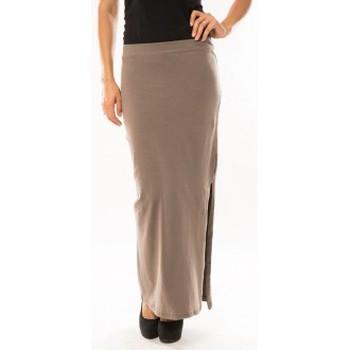 Textiel Dames Rokken Sweet Company Jupe Fashion Beige Beige