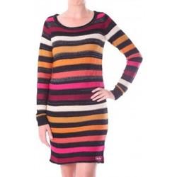 Textiel Dames Korte jurken Little Marcel Robe Raxila 307 H14IBF081 Noir Zwart