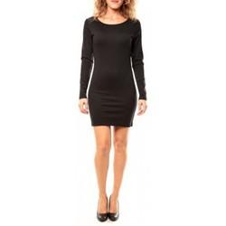 Textiel Dames Tunieken Coquelicot Tunique CQTW14209 Noir Zwart