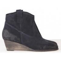 Schoenen Dames Low boots Meline Méliné Boots BZ51 Marine Blauw