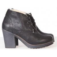 Schoenen Dames Low boots Koah Low Boots BESS Noires Zwart