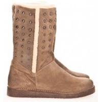 Schoenen Dames Laarzen Meline Boots NL 80  Beige Beige
