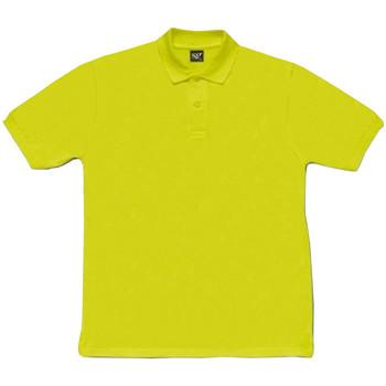Textiel Heren T-shirts korte mouwen Sg SG50 Kalk