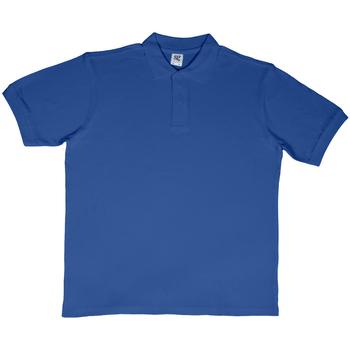 Textiel Heren Polo's korte mouwen Sg SG50 Koninklijk