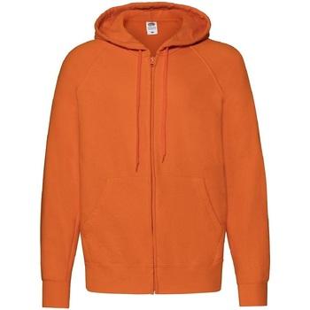 Textiel Heren Sweaters / Sweatshirts Fruit Of The Loom 62144 Oranje