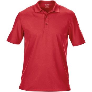 Textiel Heren Polo's korte mouwen Gildan 43800 Rood