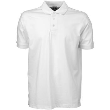 Textiel Heren Polo's korte mouwen Tee Jays TJ1405 Wit