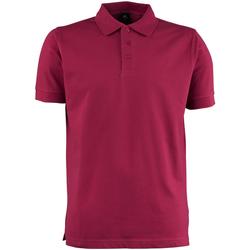 Textiel Heren Polo's korte mouwen Tee Jays TJ1405 Wijn