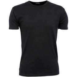 Textiel Heren T-shirts korte mouwen Tee Jays TJ520 Zwart
