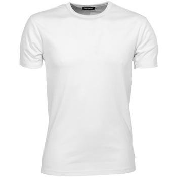 Textiel Heren T-shirts korte mouwen Tee Jays TJ520 Wit