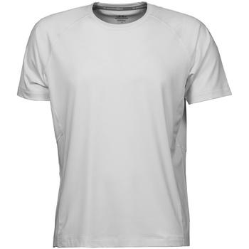Textiel Heren T-shirts korte mouwen Tee Jays TJ7020 Wit