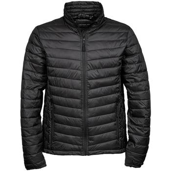 Textiel Heren Dons gevoerde jassen Tee Jays TJ9630 Zwart