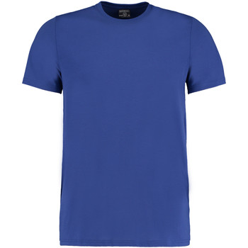 Textiel Heren T-shirts korte mouwen Kustom Kit KK504 Koninklijk