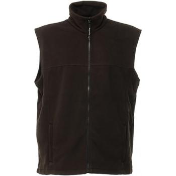 Textiel Heren Fleece Regatta TRA700 Zwart