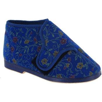 Schoenen Dames Sloffen Gbs BELLA Blauw