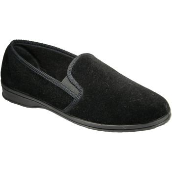 Schoenen Heren Sloffen Mirak Shepton Slip-On Zwart