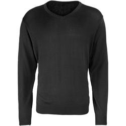 Textiel Heren Truien Premier PR694 Zwart