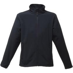 Textiel Heren Fleece Regatta Reid Marine