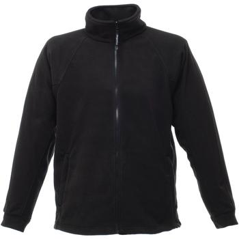 Textiel Heren Fleece Regatta TRF532 Zwart