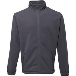 Textiel Heren Fleece 2786 TS014 Houtskool