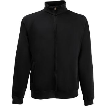Textiel Heren Sweaters / Sweatshirts Fruit Of The Loom SS826 Zwart