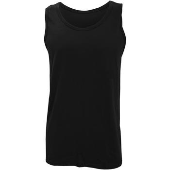 Textiel Heren Mouwloze tops Gildan 64200 Zwart