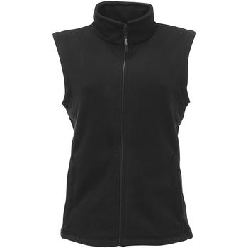 Textiel Dames Vesten / Cardigans Regatta RG186 Zwart
