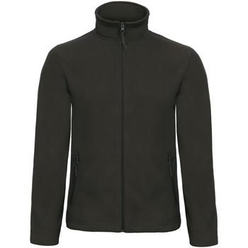 Textiel Heren Fleece B And C ID 501 Zwart
