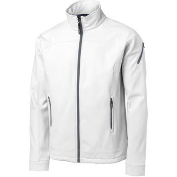 Textiel Heren Fleece Nimbus NB30M Wit