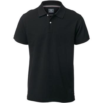 Textiel Heren Polo's korte mouwen Nimbus NB37M Zwart
