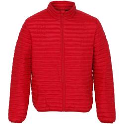Textiel Heren Dons gevoerde jassen 2786 TS018 Rood