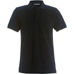 Textiel Heren Polo's korte mouwen Kustom Kit KK408 Marine