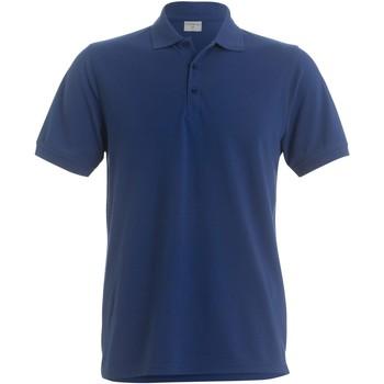 Textiel Heren Polo's korte mouwen Kustom Kit KK408 Koninklijk