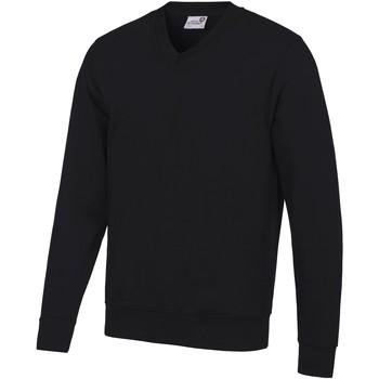 Textiel Heren Truien Awdis AC003 Zwart