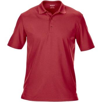 Textiel Heren Polo's korte mouwen Gildan GD046 Rood